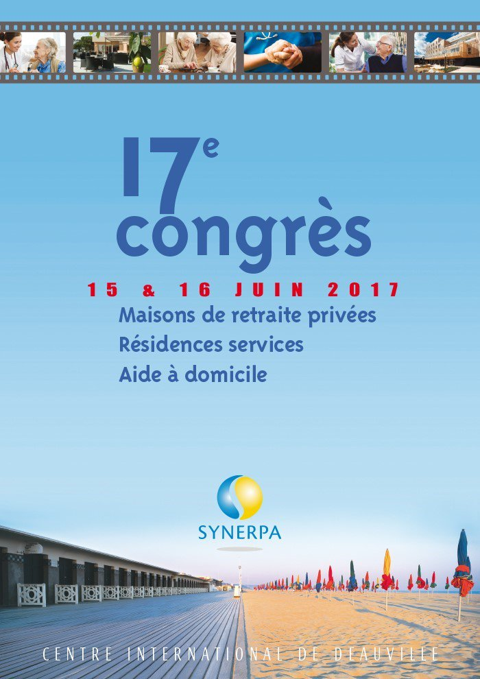 SYNERPA 2017 à Deauville !