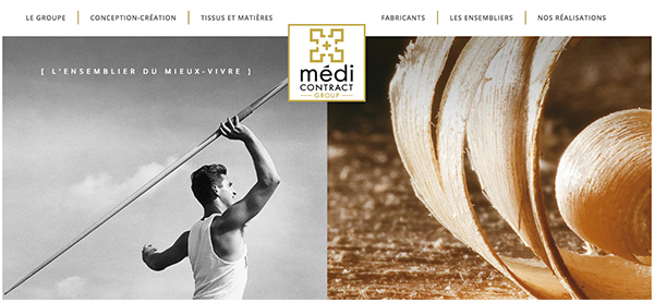 Nos sites internet Médi-Contract Group Wellness & Care font « peau neuve » !